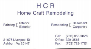 Home Craft Remodeling