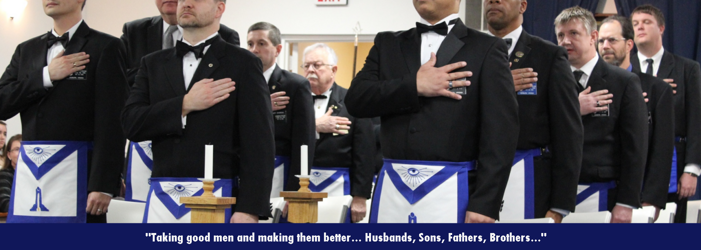 Ashburn-Sterling 288 Lodge officers